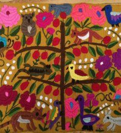 GALERÍA CASA PARRA: Arte nativo mexicano