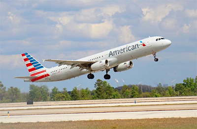 American Airlines flights to Loreto and La Paz