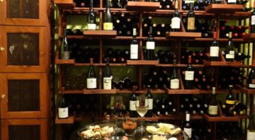 Wine Cellar @ Nopolo
