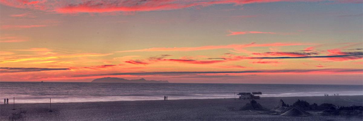 Rosarito Sunset