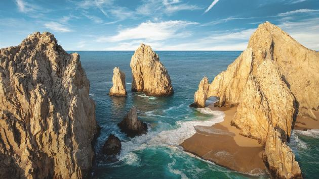 Famous Arch in Los Cabos