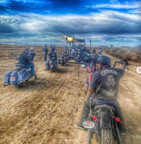 Mayans MC filmed in Tecate