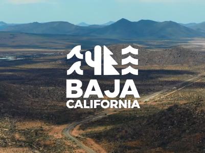 Baja California branding