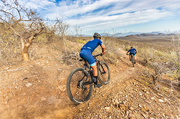 Bike Trails Baja