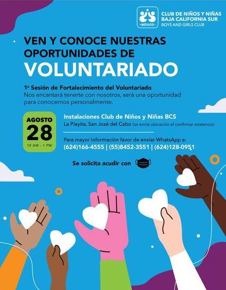 Volunteers SM
